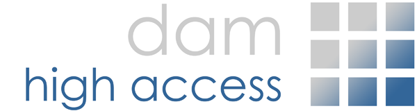 DAM High Access - Logo